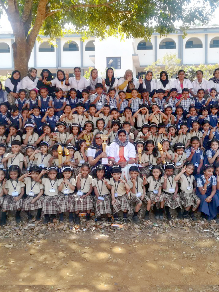 ISS English Medium Senior Secondary School Perinthalmanna